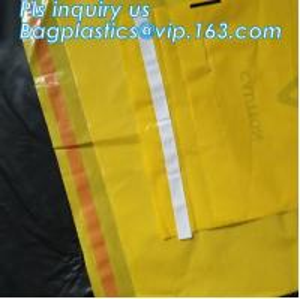China LDPE Specimen Biohazard Bag/Ziplock bag with pocket, Disposable Endoscopic Specimen Retrieval Bags/Medical Biohazard Spe on sale