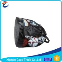 Best 420D Oxford Cloth Custom Sports Bags / Tennis Ball Bag Big Loaded Ball Package Style wholesale