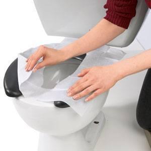 Best Disposable Toilet Seat Cover Paper wholesale