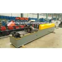 Best Double section stud and track roll forming machine with packing machine for two sections wholesale