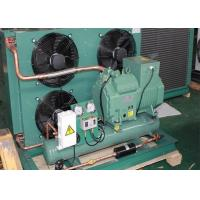 Best Cold Storage Refrigeration Air Cooled Condensing Unit With 5HP Bitzer Compressor wholesale