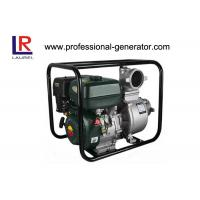 China 3 Inch Irrigation Farming Water Pump with Recoil Start , 4 Stroke Forced Air Cooling Engine on sale