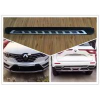 Best 2016 2017 RENAULT New Koleos New Auto Accessories Running Boards and Bumper Guards wholesale