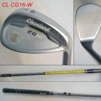 China golf wedge/CL CG16 white colour  golf wedge on sale