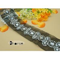 Best Wedding Gowns Beaded Trim By The Yard wholesale