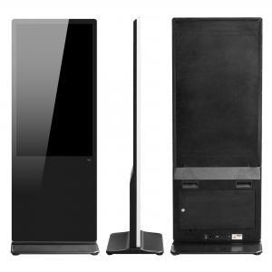 Best FHD 1920x1080 Floor Stand Digital Signage Display 700 Nits 16/9 wholesale