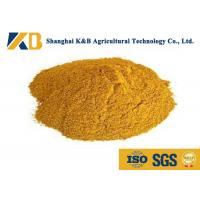 Best 60% Protein Content Corn Gluten Meal Additive Increase Illness Resistance Function wholesale