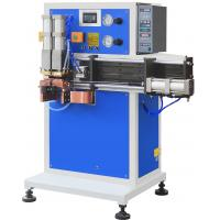 Best Copper Wire Butt Welder , Aluminum Tube Welding Machine 50-60HZ 1 Year Warranty wholesale