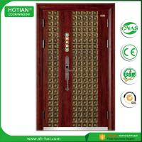 Best Entry Doors Type and Finished Surface Finishing steel security door of high quality;steel door wholesale