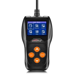 Best Durablel Car Battery Tester KONNWEI KW600 XP WIN7 WIN8 WIN10 System Long Lifespan wholesale
