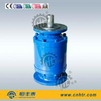 Quality Inline Planetary Gear Reducer / Spiral Bevel Gears Shaft Mounting wholesale