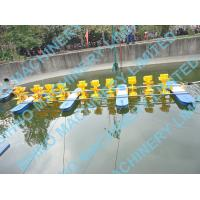 Best 10 Impellers Long Arm Diesel Engine Paddle Wheel Aerator,Multi-impellers aerator wholesale