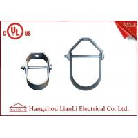 "Best UL Listed 1/2"" to 6"" Steel Clevis Hanger Rigid Conduit Fittings Electro Galvanized wholesale"