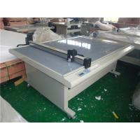 Quality Laser position digital preprint cut creasing plot flatbed digital cutting machine wholesale