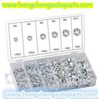 Best (HS8038)600 NYLON LOCK NUT KITS FOR AUTO HARDWARE KITS wholesale