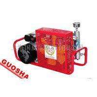 China Diving breathing using high-pressure air compressor in China on sale