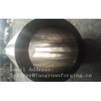 Best St52-3 forged steel rings Hot Rolled Sleeve Forged Cylinder 3000mm length wholesale