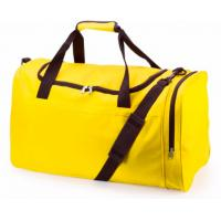 Best Large Capacity Women Mens Gym Duffel Bag Polyester Material Various Colors wholesale