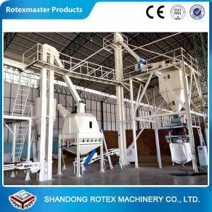 Best 4m³ Cooling Volume Animal pellet Cooler Counter Flow Cooler Feed Cooler wholesale