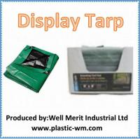 Best UV Resistant  6*8FT HD Silver  Tarp   Storage Tarp Packed With The Display Box For Promoting wholesale