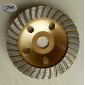 Best Well - Balanced 125mm Turbo Diamond Grinding Wheels For Stone wholesale