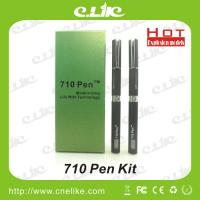 Best 2014 Newest 710 Pen Dry Herbal Wax Oil Vaporizer electronic cigarette wholesale