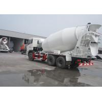 Volumetric Concrete Mixer Truck 8m3 9m3 10m3 12m3 4x2 / 6x4 / 8x4 For SINOTRUK HOWO
