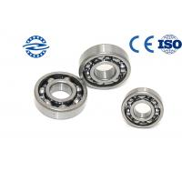 Best Open 6209 Deep Groove Ball Bearing High Precision Rating And Minor Error wholesale