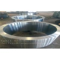 Best EN26 Alloy Steel Forgings Ring Q+T Heat Treatment Machined And UT Test wholesale