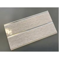 Best Resistance To Water Absorption Pvc Bathroom Wall Panels , Pvc Cladding Sheets 5.95m Legnth wholesale