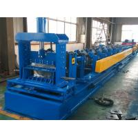 Perforated Cable Tray Roll Forming Machine Hydraulic Cutting Cold Roll Forming Machine