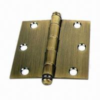 Best Door Hinge, Made of Steel, OEM Orders are Welcome wholesale