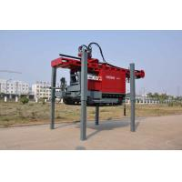 Best DTH Drilling Water Well Drilling Rig Mounted on Truck With Maximum hoist capacity 20 tone wholesale