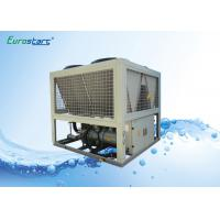 Best 65 Tons Air Cooled Commercial Water Chiller For Hotels Air Conditioning System wholesale