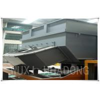 Water Cooling Copper Melting Furnace , High Temperature Cored Induction Furnace