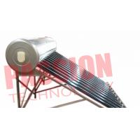 Best Mirror Stainless Steel Open Loop Solar Water Heater 150 Liter For Residential wholesale