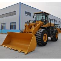 Best New Designed 5tons Capacity Wheel Loader With High Quality wholesale