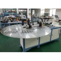 China Copper Tube Bending Machine , Full Automatic Serpentine Bender Long Working Life on sale
