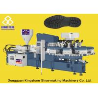 Cheap Rotary Plastic Soles Direct Injection Moulding Machine One Color Full Automatic for sale