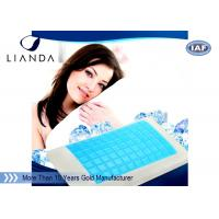 Best Reversible Cooling Gel Pillows with Stay Cool Blue Gel Top and Premium Memory Foam wholesale