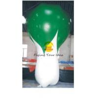 Best 7m Inflatable Advertising Helium Balloons 0.4mm PVC Tarpaulin For Promotion wholesale