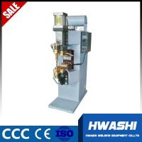 Sheet Metal Pneumatic Spot Welder Machine , Aluminum Products AC Welding Machine