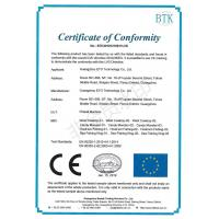 Guangzhou YOYOLO Electronic Technology Co., Ltd. Certifications