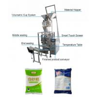 China Multi Function Automatic Granule Packing Machine PLC Control For White Sugar on sale