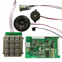 Best Hands free Industrial Analog Telephone Circuit Board with Keypad wholesale