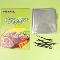 Best Microwvable PET Plastic Oven Cooking Bags Bread Roastting Bags wholesale