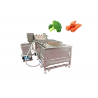 China SUS304 Ozone Air Bubble Vegetable Sanitizer Machine on sale