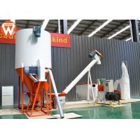Best Electric Poultry Processing Equipment , Birds Chicken Feed Processing Plant wholesale