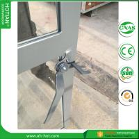 Best 2017 Latest Design Steel Casement Windows Fixed Steel Frame Window With Grid wholesale