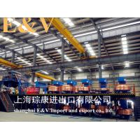 Best 1000Ton - 12000Ton Oxygen Free Copper Continuous Casting Machine For Rod / Wire wholesale